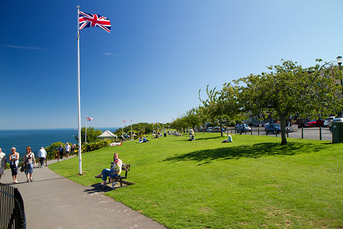 Babbacombe Downs near the Model Village