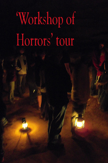 Workshop of Horrors Tour